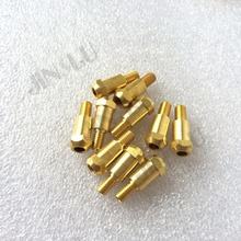 Free Shipping 20PCS Mig Contact Tip Holder 142.0003 For 24KD Binzel Type Mig Torch Consumables(China)