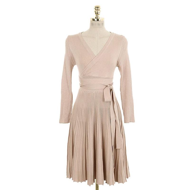 2017 autumn maternity clothes silk dresses pregnant maternity dresses pregnancy knitting sweater casual tops<br>
