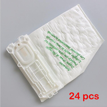 24PCS/lot Free Ship Hand Vacuum Cleaner Accessories Dust Bag for Vorwerk VK135 VK136 FP135 FP136 Kobold135 Kobold136 VK369