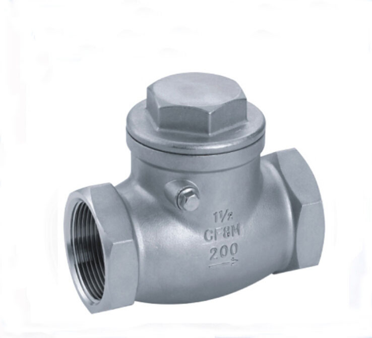 2 Female swing check valve<br>