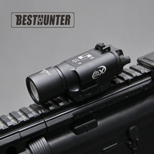 SureFire X300 Ultra Series LED Weapon Lights Hunting Riflescope Night Vision Handgun Sight