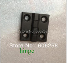 Black alloy Hinge / Cabinet Box Hinge / Industrial Hinge 40mm X 40mm 10pcs