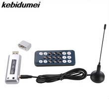 kebidumei kebidumei 2017 Hot Selling Digital USB 2.0 DVB-T HDTV TV Tuner Recorder & Receiver New(China)