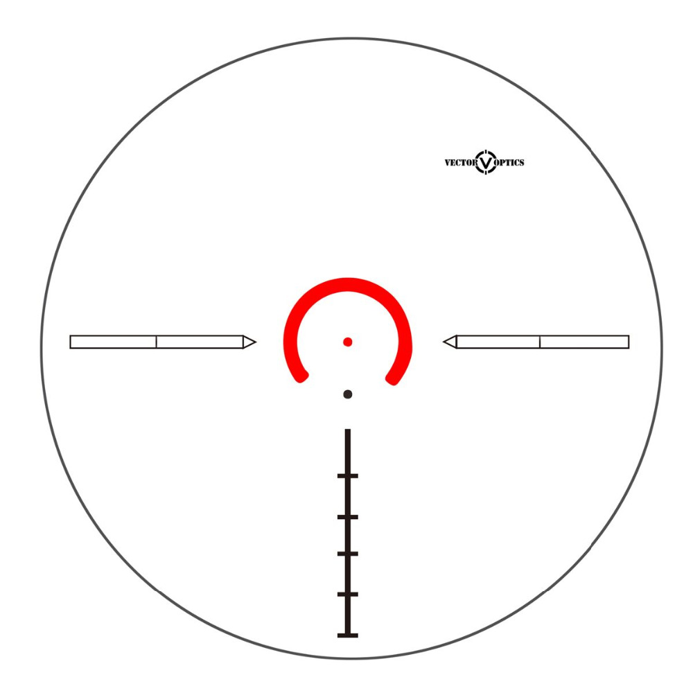 VO Thanator 1-8x24IR Acom reticle