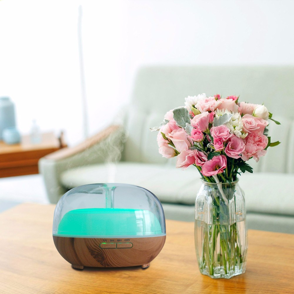 Essential 100ML Oil Diffuser Aroma Lamp Air Humidifier Aromatherapy Electric Ultrasonic Aroma Diffuser Mist Maker<br>