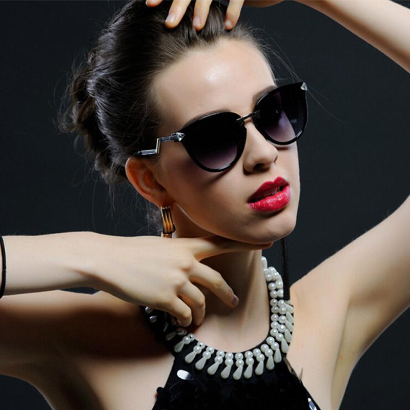 Laura Fairy High Quality Sunglasses Women Brand Designer Fashion Gradient UV400 Sun Glasses Polyline Leg Oculos De Sol Feminino<br><br>Aliexpress