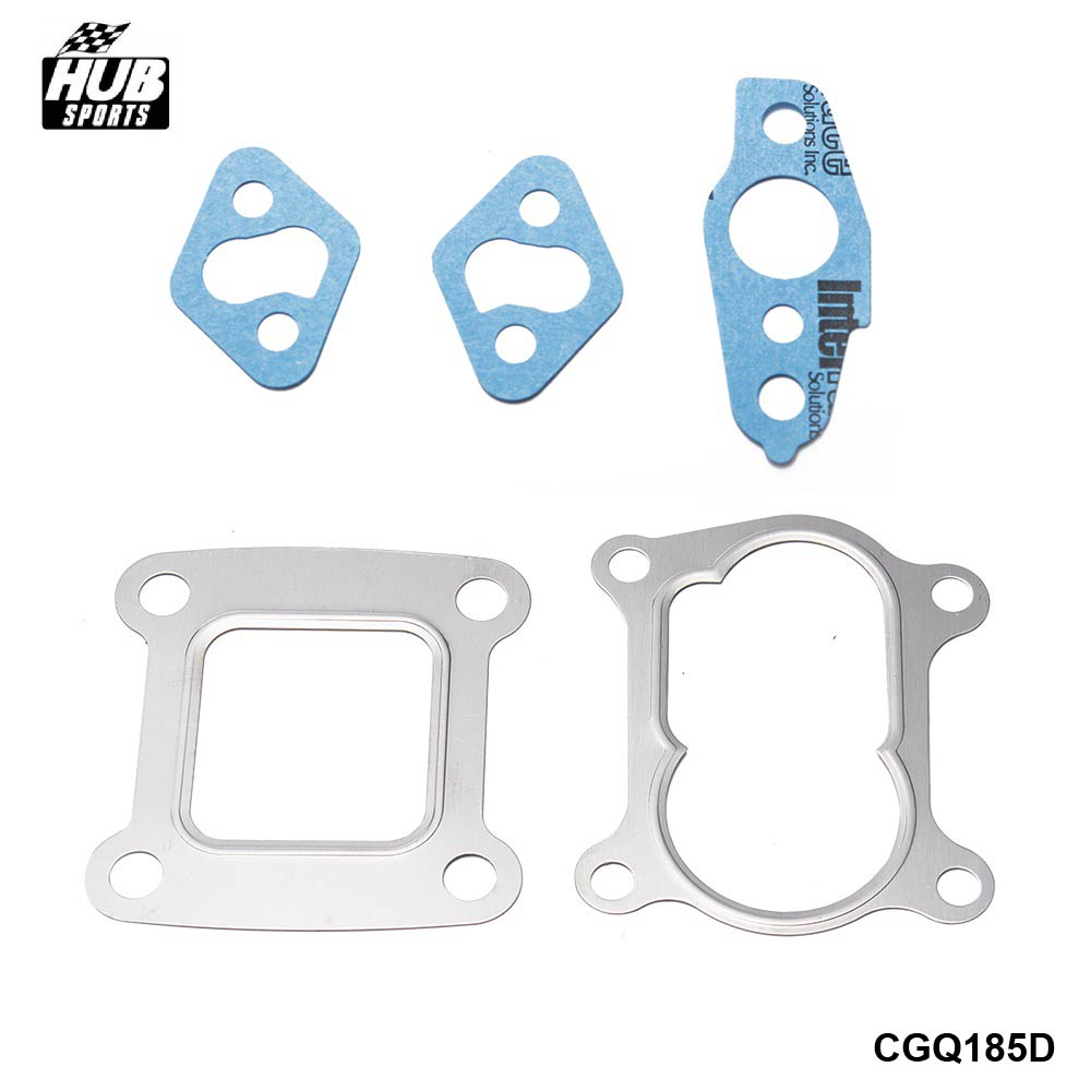 Turbo Gasket For Toyota CT20 Toyota 2L-T,3L-T Diesel Turbocharge CT20  HU-CGQ185D
