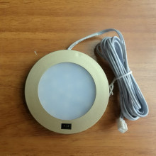 LED Under Cabinet Light Hand Motion Sensor IR Wireless PIR Motion Sensor Auto On/Off Energy Saving Passageway Stairway(China)