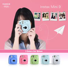 5 Colors Fujifilm Instax Mini 9 Instax Mini 8 Instant Camera Photo Film Camera Pop-up Lens Auto Metering Mini Camera Gifts(China)