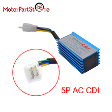 5 Pin High Performance Racing AC CDI for GY6 50cc 70cc 90cc 110cc 125cc 4-Stroke ATV Dirt Pit Bike Scooter Motorcycle
