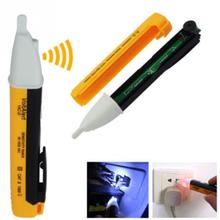 Non Contact AC 90-1000V Voltage Alert Tester Pen Circuit Detector With LED Light Electrical Tool