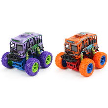Simulation Car Children Toys 1:34 Diecast Mini Model Pull Back Metal Alloy Birthday Gift For Kids Toy Vehicles(China)