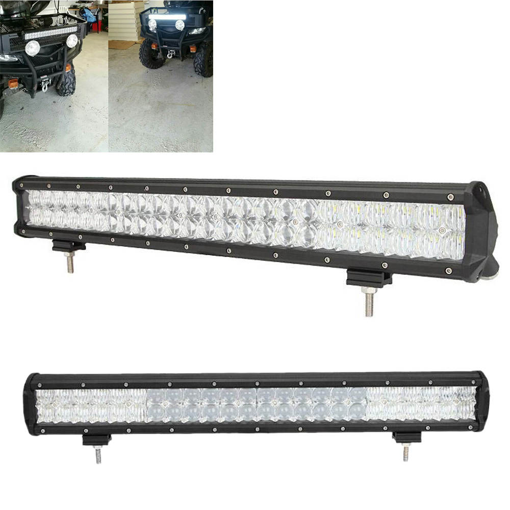 Hot Sale 23inch 240W 5D Lens LED Light Bar Flood Spot Combo Vehicle Offroad Headlights Lamp SUV ATV 4WD<br><br>Aliexpress