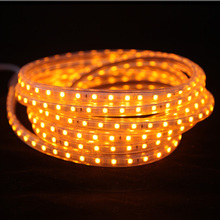 5mX hot sales Christmas 220V led strip white yellow red blue SMD3528 LED Strip light waterproof IP67 free shipping(China)