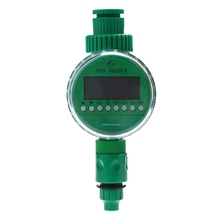 Automatic Electronic Water Timer Garden Irrigation Controller Ball Valve Garden Water Timer LCD Display Watering System(China)