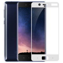 9H Silk Printed Tempered Glass Screen Protector On The For Nokia 3 5 6 8 Full Cover Color Phone Protective Film