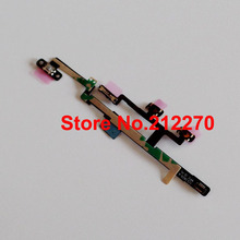 YUYOND Free DHL EMS Original New Power On Off Key Volume Button Connector Flex Cable Ribbon For iPad Mini 2 Wholesale 200pcs/lot(China)
