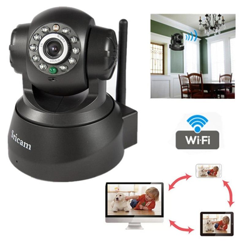 Network webcam network
