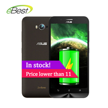 Original Asus Zenfone Max ZC550KL mobile phone 5000mAh battery 5.5 inch HD MSM8916 Quad Core 2GB RAM Dual SIM cellphones