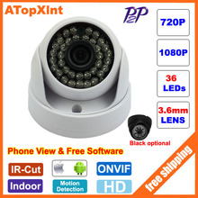 HD IP Camera 720P 1080P Surveillance Indoor Dome Cam 2MP CCTV IP Security Camera Network Onvif 2.0 P2P XMEye Android iPhone View(China)