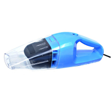 Car Vacuum Cleaner Wet And Dry Dual-use Super Suction 5meter 12V,100W Tile Vacuum Cleaner Blue