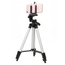 36-100 cm Universal Adjustable Tripod Stand Mount Holder Clip Set For Cell Phone Carema New Arrival