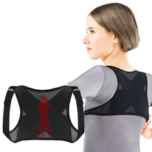 Beautiful posture corrector brace shoulder back support belt for women invisibility back with chest braces belt health care #602(China)