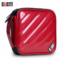 BUBM PUcd dvd holder clear cd sleeves trainborn household cd travel bag large capacity 32pcs dj cd package CD bag cases holders(China)