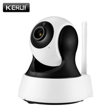1080P Wireless IP Camera Wifi CMOS PTZ Two-Way Audio Night Vision H264 IR Security Camera Motion Detection Home Security Camera