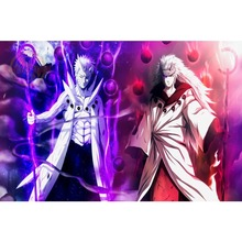 Best Nice Custom Naruto Anime Poster Good Quality Wall Poster Home decoration Wall Sticker For Bedroom cd%24