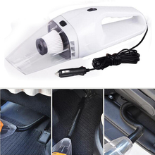 Portable Car Vacuum Cleaner Wet And Dry Dual-Use With Power 120W 12V Super Absorb Car Waste Car Accessory
