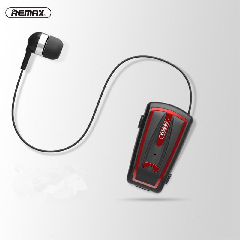 Original Remax Athlete Wilress Bluetooth Earphone Headphone Bluetooth 4.0 Collar Clip Headset in Ear Headphones Handsfree Earbud<br><br>Aliexpress