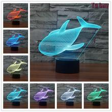 Acrylic 3d Lamp Night Light Usb Led Power Bank Bedroom Wedding Decoration Base Powerbank 7color Conversion