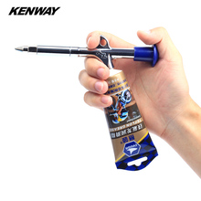 Buy KENWAY Mountain Road Bike Bicycle Grease Gun Bearing Hub Axis Lubricant Injector Repair Tool Without Grease