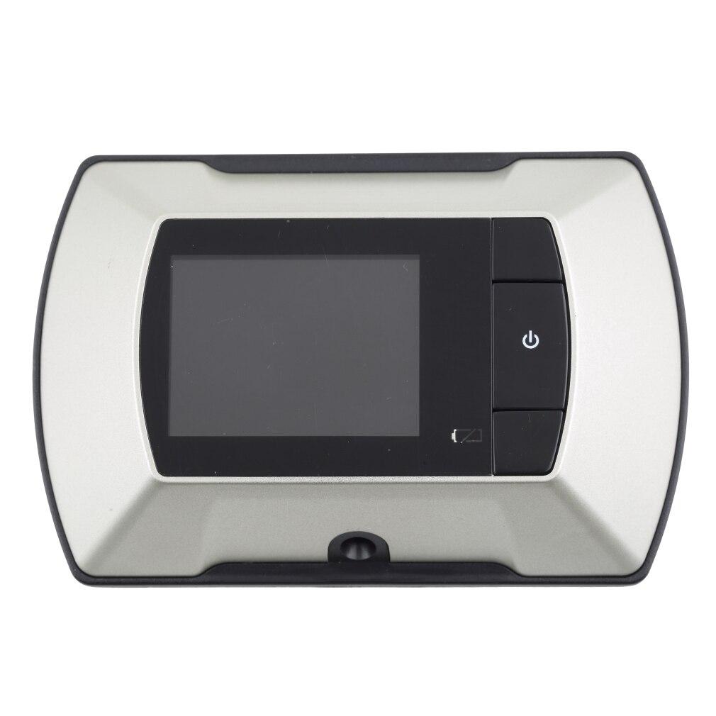 New 2.4 LCD Visual Monitor Door Peephole Peep Hole Wireless Viewer Camera Video<br>