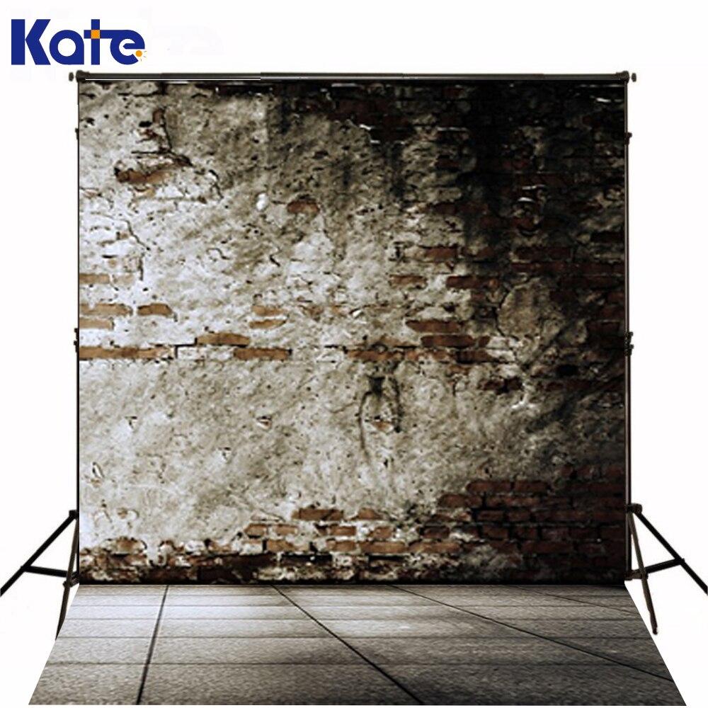200Cm*150Cm Kate Digital Printing Backgrounds Badly Damaged Plaster Retro Walls Photography Backdrops Photo Lk 1469<br>