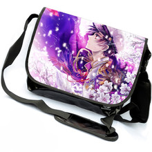 Anime APH Hetalia Axis Powers Crossbody Messenger Bag Unisex Cute School Shoulder Bags Satchel Schoolbag Gifts for Kids Children