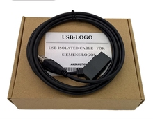 High quality Isolated USB-LOGO Programming Cable for Siemens LOGO! USB Version PLC 6ED1 057-1AA01-0BA0, Support Win7