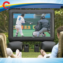 outdoor Giant Inflatable advertise Screen,Inflatable projector Screen,inflatable movie screens(China)