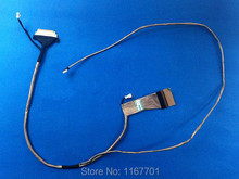 100% Original/Notebook Laptop LCD/LED/LVDS Audio/Video Monitor screen flex CABLE For Toshiba Qosmio X875 X870 6017B0363001