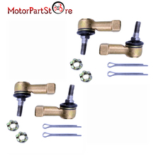 2 Sets Tie Rod End Kit for Honda TRX250R FOURTRAX 250R 1986 1987 1988 1989 ATV Quad Motorcycle Part
