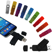 Cheapest Price Android OTG USB Flash Drive 4gb 8gb 16gb 32gb 64gb  External Storage Pen Drive USB 2.0 Memory Stick U Disk
