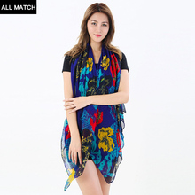 Bali New Winter Scarf Shawl scarves all-match super RETRO art ladies beach towel factory direct(China)