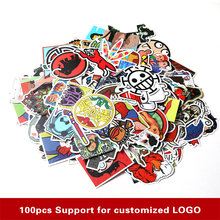Anime Stickers for Notebook Scrapboking Stikers for Children Car-styling Kids Stickers Sheets For Laptop Suitcase 200pcs Sticker