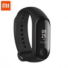 Original Xiaomi Mi Band 3 Miband 3 Waterproof 5ATM Smart Wristband Bracelet Fitness Tracker Heart Rate OLED Touch Display