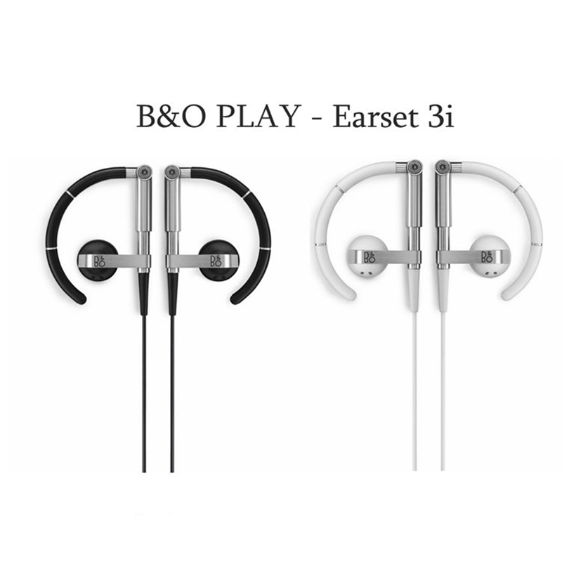 DHL FREE SHIPPING (20 PCS/lot) New B&amp;O Earset 3i earhook headset sports fashion earphones with Mic Mini black Headset pk SE 215 <br><br>Aliexpress