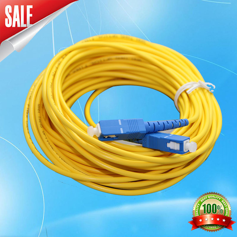 10 meters twin-core AB optical cable<br><br>Aliexpress