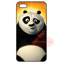 Kung Fu Panda Cover Case for LG G2 G3 G4 iPhone 4S 5 5S 5C 6 6S 7 Plus iPod 5 Samsung Note 2 3 4 5 S3 S4 S5 Mini S6 S7 Edge Plus