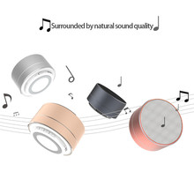 Fashionable Design DT A10 Bluetooth 3.0 Speaker Hands-free Calls Music Player Built-in Mic FM For iPhone phone Car TV Outdoors