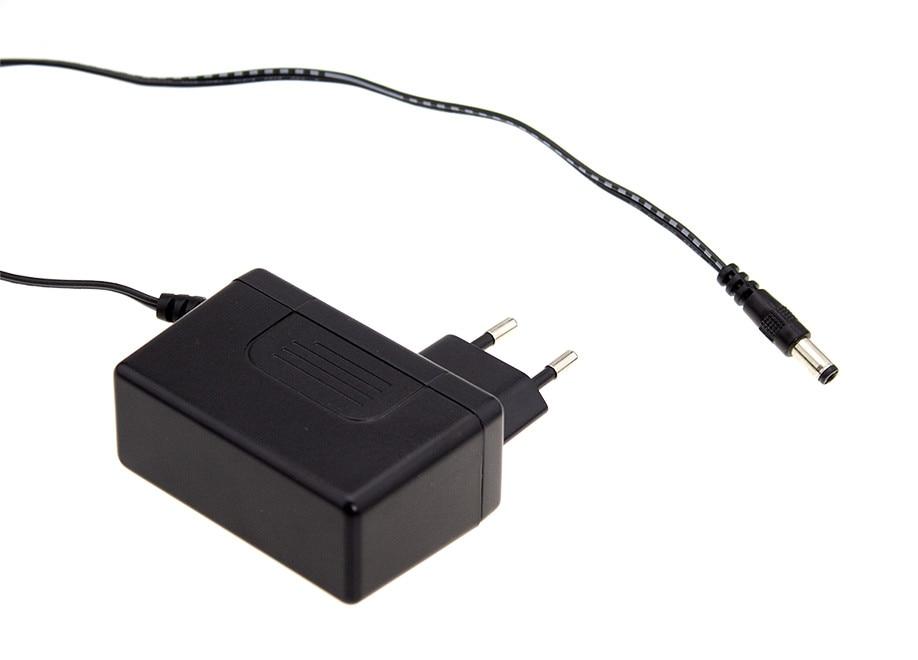[PowerNex] MEAN WELL original SGA18E05-P1J 5V 3A meanwell SGA18E 5V 15W AC-DC High Reliability Slim Wall-mounted Adaptor<br><br>Aliexpress